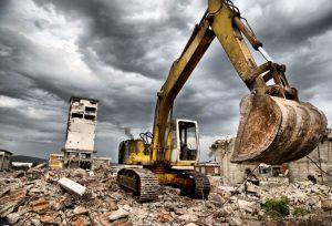 Заказать Демонтаж зданий и сооружений