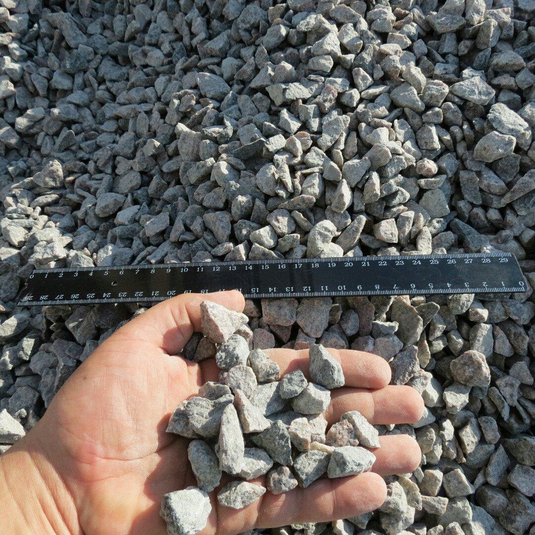 Купить Щебень гранитный (2-5 мм)